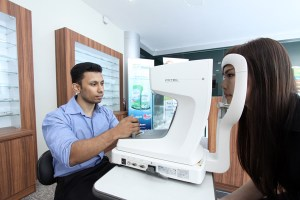 To give its students a realistic study experience, UCSI's School of Optometry has an in-house clinic and optometry retail centre.