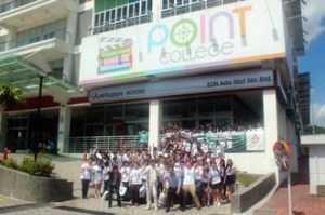 Point College at Kota Damansara