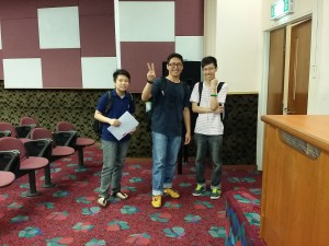 A campus tour with professional advise helps EduSpiral's students to make a better decision. Pic - Some of our clients touring Asia Pacific University