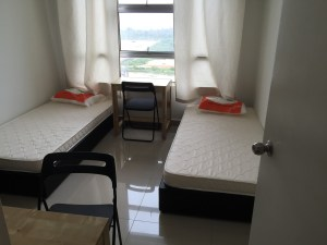Heriot-Watt University Malaysia Student Hostel Accommodation at The Arc, Cyberjaya