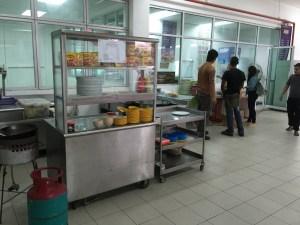 Heriot-Watt University Malaysia Student Hostel Accommodation at The Arc, Cyberjaya. The Cafetaria