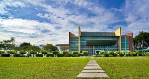 John Curtin Building & Student Central at Curtin University Sarawak
