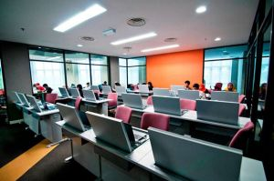 Library at Curtin University Sarawak