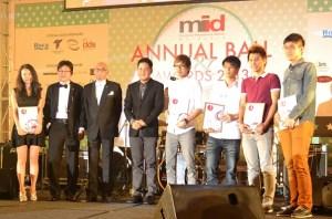 Malaysian Institute of Art (MIA) Interior Design students, Lum Choon Sam and Ng Kar Chian won the Gold and Silver Awards in MIID Reka Award 2013 organized by Pertubuhan Rekabentuk Dalaman Malaysia
