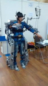 "The winning Malaysian entry in 2014, submitted by UCSI University engineering student Desmond Tan Mun Yung, was a full-body ""exoskeleton"" which aims to help disabled patients with movement."