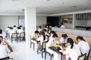 Mock Restaurant at Reliance College