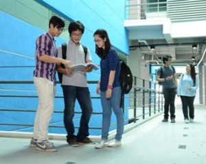 Top students from all over Malaysia study at Heriot-Watt University Malaysia