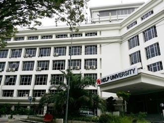 HELP University Damansara Heights Campus