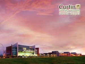 Curtin University Sarawak is a top ranking university in Malaysia with a 300-acre campus supported by state-of-the-art facilities