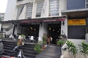 HELP University Student Condo Hostel Accommodation