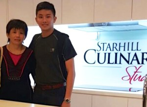 I contacted EduSpiral to find an affordable college for culinary arts. He arranged to take me and my mother to tour the college that had excellent facilities and where I could learn without paying too much. Fu Wei, Diploma in Culinary Arts at YTL International College of Hotel Management