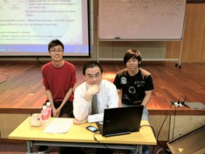 Students learn from qualified & experienced lecturers at UCSI University