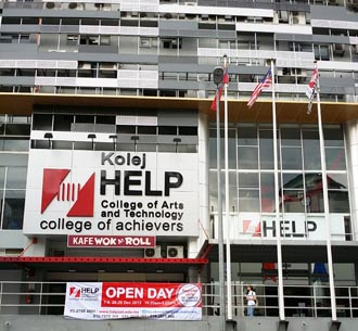 HELP College of Arts & Technology