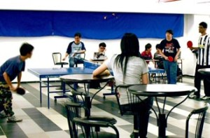 A relaxing & conducive environment for students at HELP College of Arts & Technology