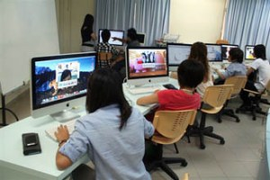 Mac lab at KDU College Penang