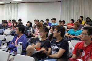 Top students come to KDU Penang University College for a great learning experience