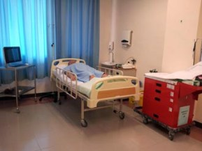 Nursing lab facilities at Nilai University