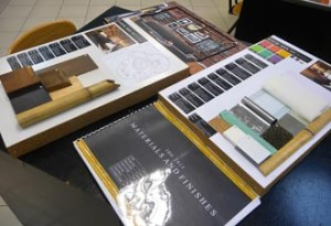 Design students' projects at KDU College Penang