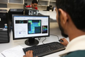 VLSI Labs for the engineering students at UOWM KDU Penang University College