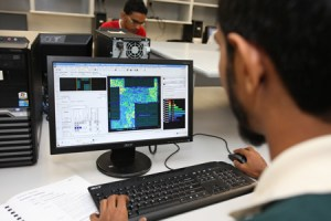 VLSI Labs for the engineering students at KDU College Penang