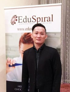 EduSpiral Consultant Services staff have more than 15 years experience in counseling students