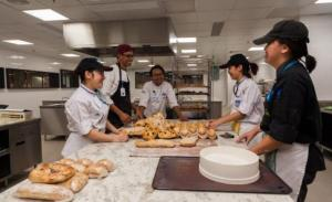 Boulangerie - Bakery Kitchen at KDU University College Utropolis Glenmarie