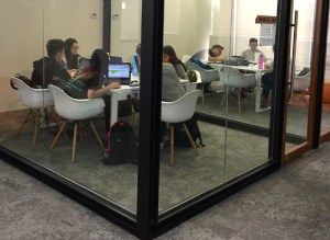 Group Study rooms at HELP University Subang 2