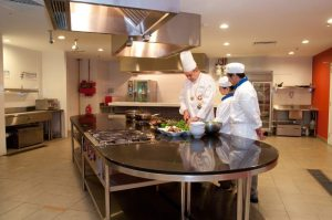 Berjaya University College of Hospitality Culinary Arts students are taught by top chefs in the industry