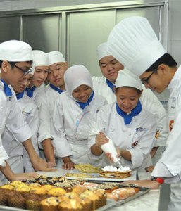 Berjaya University College of Hospitality learn from the best chefs in the industry