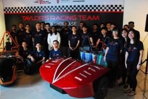 Taylor's University Racing Team aka Taylor's Racing Team (TRT)
