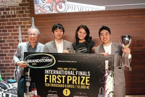 Taylor's University Students Create History as First Malaysian Team to be Named L'Oréal Brandstorm 2014 International Finals Champions.jpg