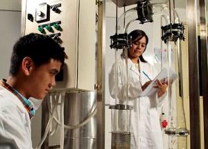 Engineering lab at Taylor's University