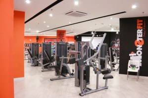 Monsterfit Gym at IACT College