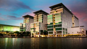 Taylor's University offers an excellent environment for tertiary studies in Malaysia