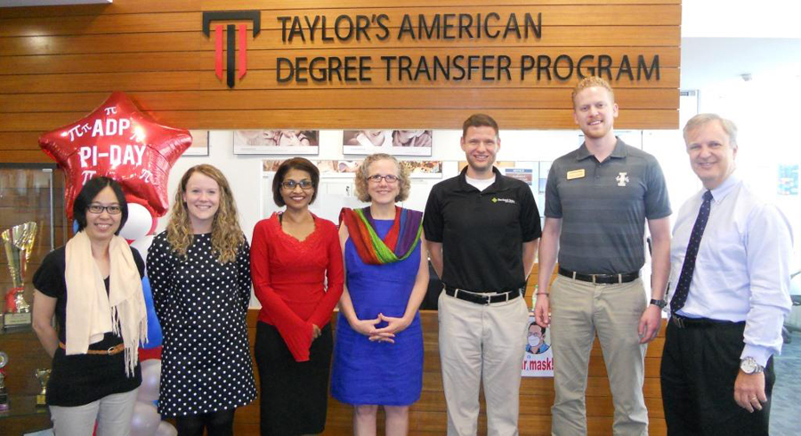 Top University in Malaysia to Study American Degree Transfer Program (ADTP) at Taylors University