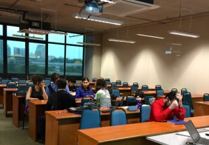 Top students from over 100 countries choose to study at Asia Pacific University (APU)
