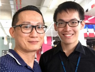 """I met up with EduSpiral about 4 times in Ipoh & at Asia Pacific University to discuss about my future. He provided me with in-depth information and even arranged for me to meet up with the Head of School at APU to talk to me."" Kar Jun, Accounting graduate from Asia Pacific University"