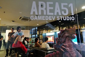 University of Wollongong Malaysia (UOWM) KDU offers the degree in Games Development. Students have access to Alienware in their Area51 Game Lab.