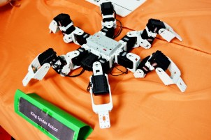 Mobile Robots at Faculty of Engineering & Technology at Multimedia University (MMU) Melaka