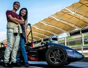 I loved motorsports and EduSpiral gave me great advise to help guide me to achieve my dream. Justin Moo, Mechanical Engineering graduate from Taylor's University