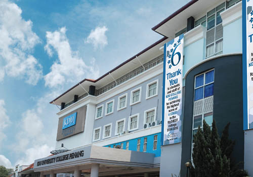 KDU Penang University College Scholarships