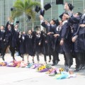 Multimedia University (MMU) graduates
