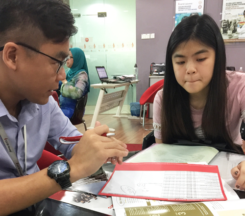 Malaysian Universities and Colleges Open Days