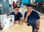 EduSpiral took me & my friends to tour a few universities to help us make the right choice. He then met me & my father for further counseling & to assist in registering. Horng Yarng, Diploma in ICT at Asia Pacific University (APU)