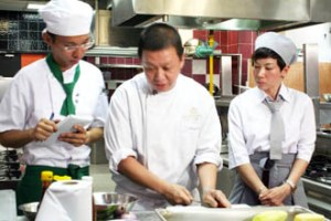 KDU Penang University College culinary arts students are taught by award-winning chefs