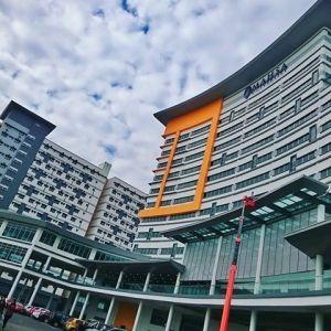 MAHSA University's state-of-the-art new 48 acres campus in Bandar Saujana Putra, Selangor, Malaysia