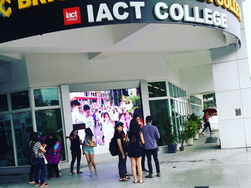 IACT College Online Registration & Application