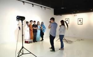 Photography Studio at University of Wollongong Malaysia (UOWM) KDU, Utropolis Glenmarie