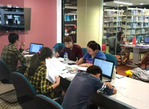 An excellent study environment at Asia Pacific University (APU)