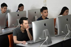 Mac Lab for Design students at First City University College